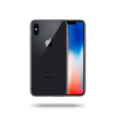 Apple iPhone X - Space Grey, 256 GB, LL