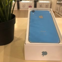 Apple iPhone Xr Blue 64 Gb