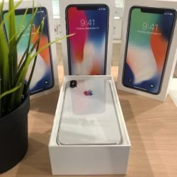 Apple iPhone X 64 Silver